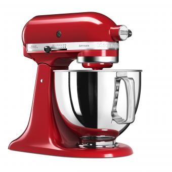 KitchenAid Küchenmaschine Artisan Empire Rot