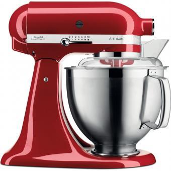 KITCHENAID Küchenmaschine ARTISAN 185 Empire Rot