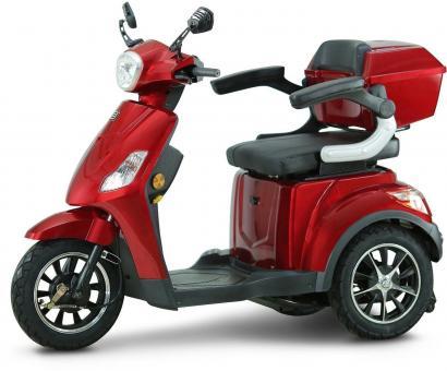 ECONELO E-Dreiradroller J1000R Rot