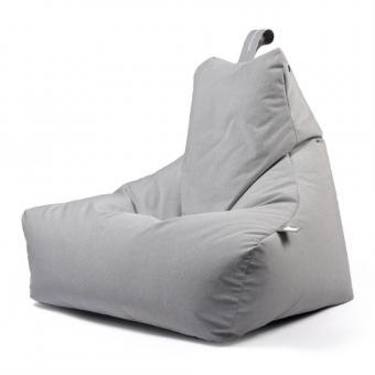 B-bag mighty-b Indoor/Outdoor Sitzsack Pastel Grey