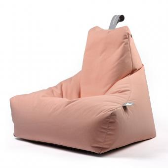 B-bag mighty-b Indoor/Outdoor Sitzsack Pastel Orange