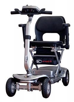KYMCO Elektro-Falt-Scooter K-Lite FE 6 km/h Bronze