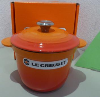 Le Creuset Cocotte Every 18 cm, rund Ofenrot Induktion