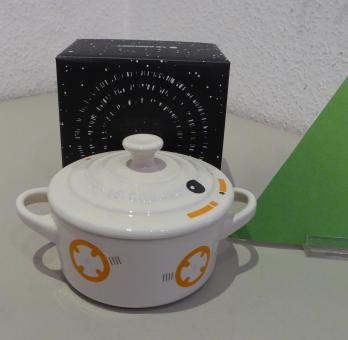 Le Creuset Mini Cocotte BB-8 STAR WARS LIMITED EDITION