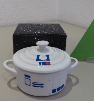 Le Creuset Mini Cocotte R2-D2 STAR WARS LIMITED EDITION