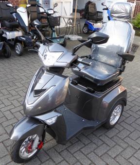 MENILA Elektro-Dreiradroller SENIO Comfort Grau