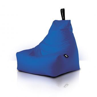B-bag mighty-b Indoor/Outdoor Sitzsack Royal Blue