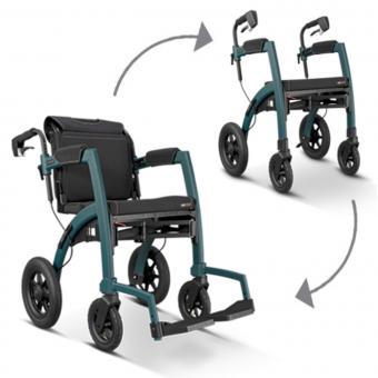 SALJOL Rollz Motion Performance Rollator-Rollstuhl