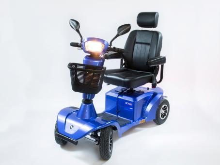 STERLING E-Vierradroller MAINLAND 15 km/h Blau