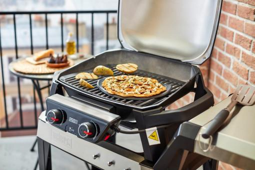 Weber Elektrogrill Q 1400 : Oxid surf and kite shop weber elektrogrill q stand dark