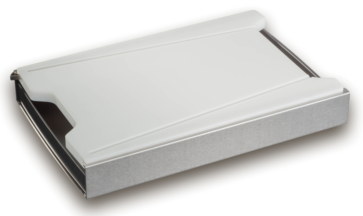 Schneidbox Kunststoff weiß