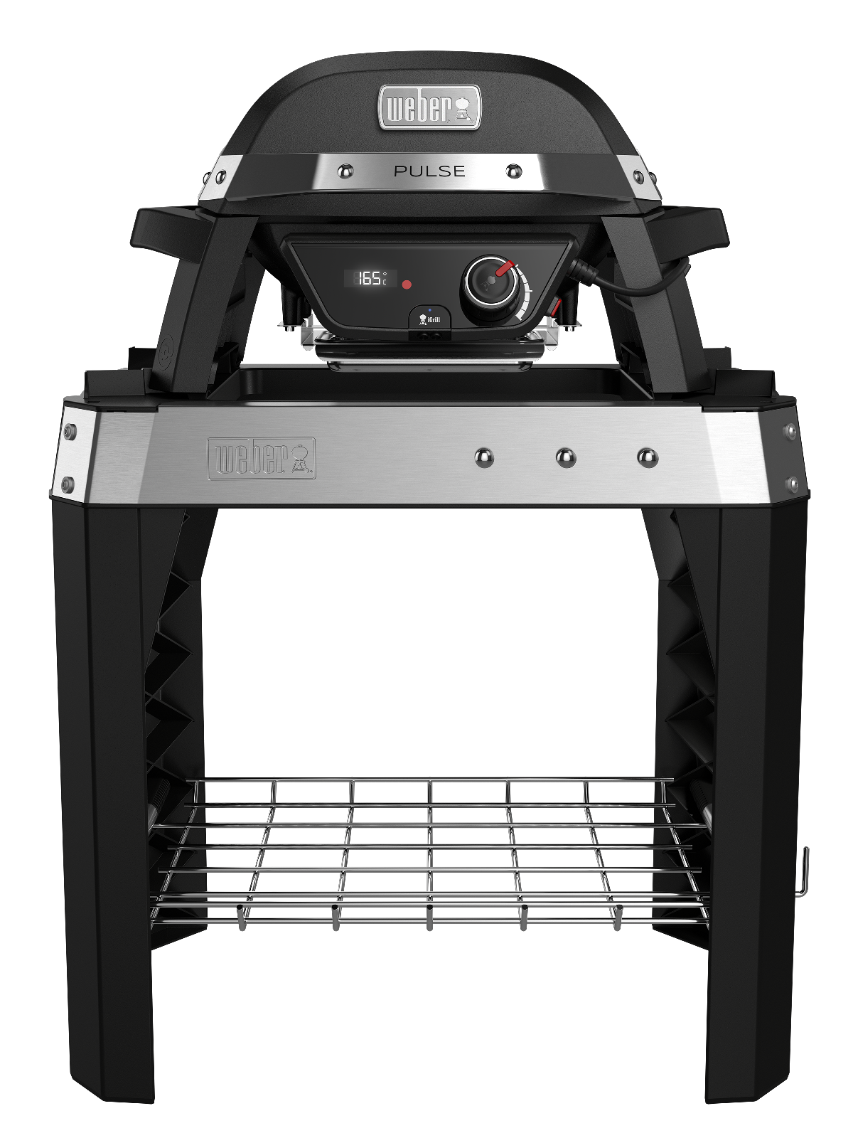Weber Elektrogrill Pulse 1000 mit Stand