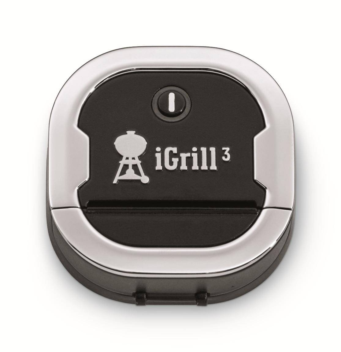 Weber iGrill 3 Thermometer für Genesis II Gasgrill
