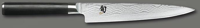 KAI Damaszener Allzweckmesser DM-0701 Shun Classic