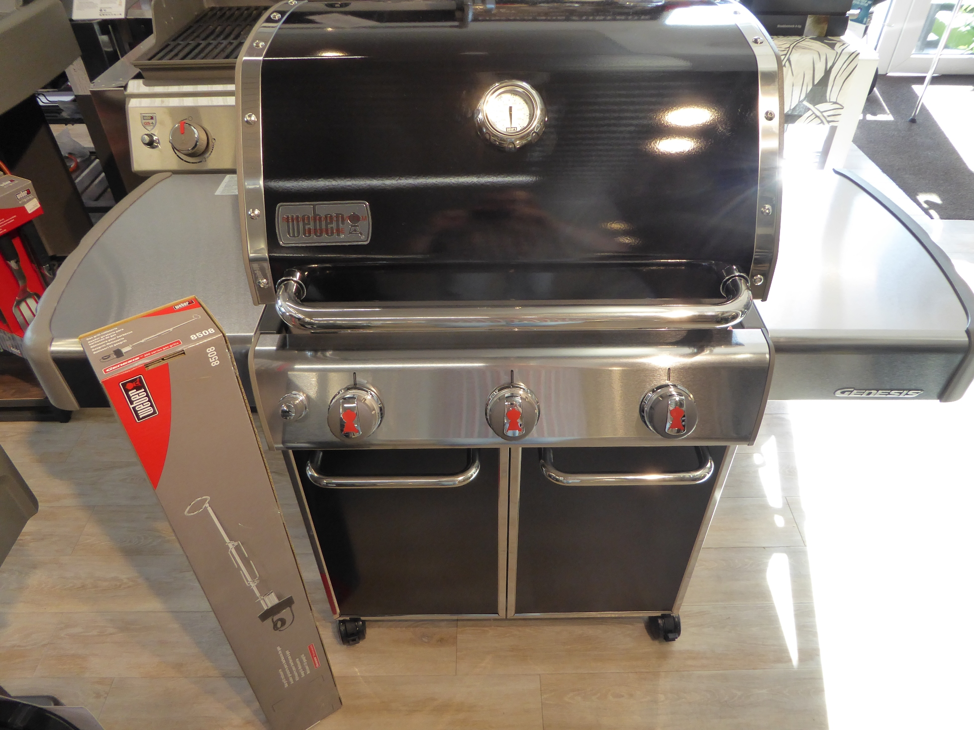 Dms Gasgrill Test : Gasgrill mit drehspie kaufen. amazing broil king signet modell with