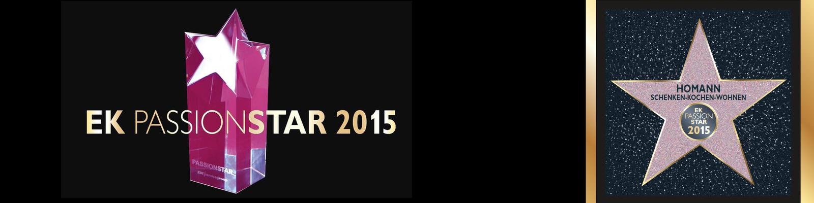 Passion Star Gewinner 2015